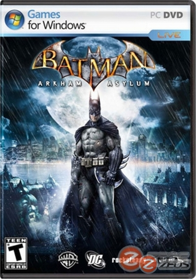 Batman: Arkham Asylum (2009) Многоязычная версия